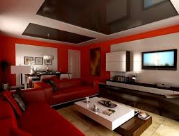room paint red: red   red