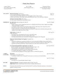 st year college student resume college resume  reacutesumeacute