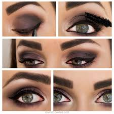 eye makeup tips women with hazel eyes can use shades ranging from brown