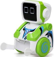 <b>Silverlit</b> Робот <b>футболист Кикабот</b> цвет <b>зеленый</b>