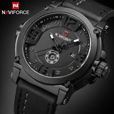 <b>NAVIFORCE Mens</b> Watches <b>Top Brand</b> Luxury Sport Quartz Watch ...