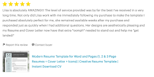 testimonials resume tips resume templates resume writing advice resume template reviews 1 screen shot 2016 07 11 at 3 09