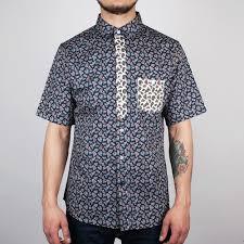 <b>Рубашка CROOKS &</b> CASTLES Elite Paisley, приобрести, цена с ...