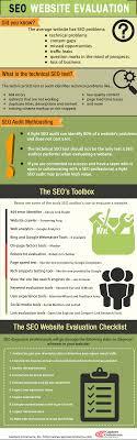 website evaluation infographic seo website evaluation infographic