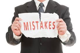 7 sai lầm khi khởi nghiệp kinh doanh riêng