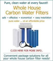 <b>Activated Carbon Water Filters</b> and Purification (Granular/GAC and ...