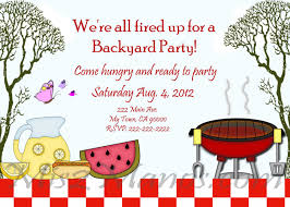 barbecue invite template com bbq party invitation templates