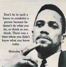Malcolm X Quotes on Pinterest   Black History Quotes, Human Rights ... via Relatably.com