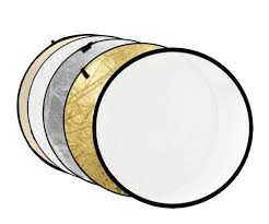 <b>Светоотражатель Fujimi 110cm</b> FJ 702 5 in 1 White Gold Silver ...