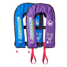 <b>Watersnake Children's</b> Auto/Manual <b>Inflatable</b> PFD Level 150