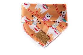 <b>No Prob</b>-<b>Llama</b> Alpaca Tassels Dog Bandana Tie On Bandana Dog ...