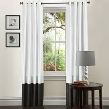 Silver Curtains For Bedroom Black Bed Curtains