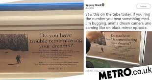 What are the weird adverts about <b>dreams</b> you keep seeing on the ...