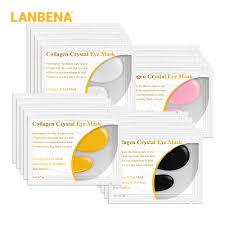 Detail Feedback Questions about <b>LANBENA 24K Gold Eye</b> Mask ...