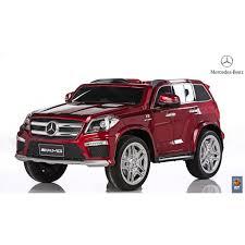 <b>RT Mercedes</b>-<b>Bens</b> AMG <b>ML63</b> - детский <b>электромобиль</b> бордо с ...