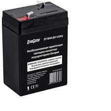 Продукция - Аккумуляторы - DT, DTM - ExeGate