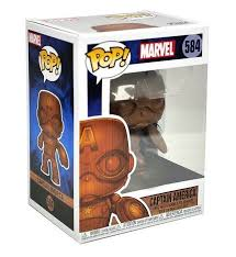 <b>Фигурка Funko POP</b>! Bobble: Marvel: Marvel: <b>Captain</b> America (WD ...
