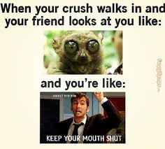 Crush memes on Pinterest | My Crush, Crushes and Meme via Relatably.com