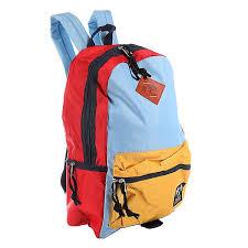 Купить рюкзак городской <b>Trainerspotter</b> Flypack Red/Yellow в ...