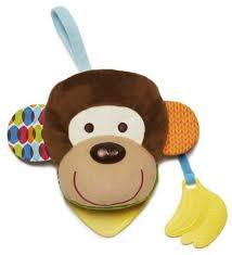 <b>Подвесная игрушка SKIP HOP</b> Книжка-обезьяна (SH 306251 ...