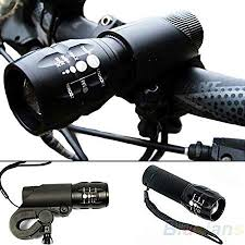 240 Lumen <b>Q5 Cycling Bike Bicycle LED</b> Front Head <b>Light</b> Torch ...