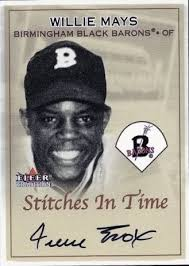Willie Mays | Uncharted Hobby