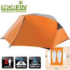 <b>Палатка 2</b>-х местная <b>Norfin BEGNA 2</b> NS