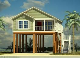 ideas about House On Stilts on Pinterest   Houses  Beach    small house on stilts       Built on stilts  Karrie Jacobs on a strange new