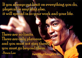 thought-for-the-day-inspirational-quote-bruce-lee-there-are-no ... via Relatably.com