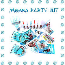 Moana Birthday Party Supplies and Decorations - 125 ... - Amazon.com