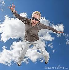 Image result for Jump out without a parachute