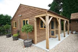 at gembuild we build garden offices and studios and sometimes our timber outbuildings are used as temporary accommodation almost like mini houses build garden office kit