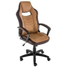 Офисное <b>кресло Gamer коричневого</b> цвета — купить по цене ...