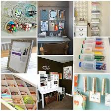 top 40 tricks and diy projects to organize your office or homeschool room awesome organize office