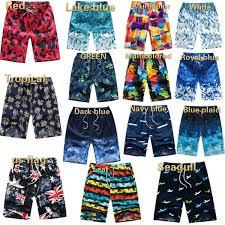 <b>1PC</b> Men Summer Beach Shorts Quick Drying Printed Swim Trunks ...