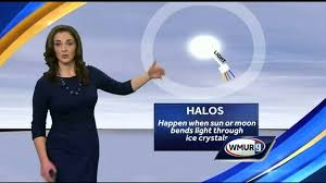 Have you seen this: A <b>halo</b> around the <b>sun</b> or moon - YouTube