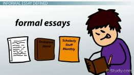 informal essay  definition  format  amp  examples   video  amp  lesson    informal essay  definition  format  amp  examples   video  amp  lesson transcript   study com
