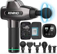 RENPHO <b>Massage Gun</b>, <b>Deep Tissue Muscle</b> Massager, Powerful ...