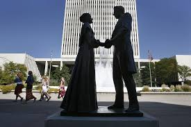 joseph smith mormon church founder had as many as 40 wives la joseph smith mormon church founder had as many as 40 wives la times
