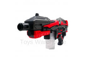 Nerf Compatible Blazer Phantom <b>Soft Bullet</b> Gun FJ821