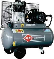 <b>Airpress</b> Compressed <b>Air</b> V-<b>Belt</b> Compressor | 10 Bar | 400 V | 600 L ...