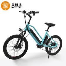 <b>MYATU adult Electric</b> Bike Aluminum Alloy 250W Motor 36V 25 ...