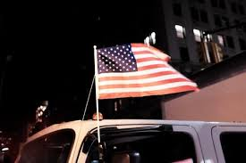 How to Fly the <b>American Flag</b> on Your <b>Car</b> | The Flag Shirt