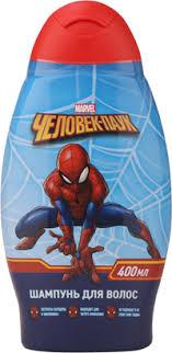 <b>Шампунь SPIDER</b>-<b>MAN</b> – купить в сети магазинов Лента.