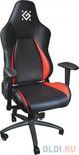 Игровое <b>кресло Defender</b> Commander CT-376 Красный — купить ...