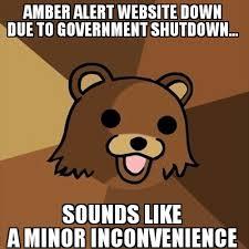 Amber alert website is down - Imgur via Relatably.com