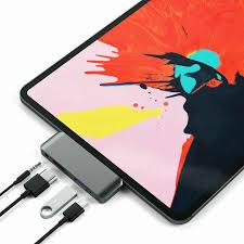 <b>Satechi Aluminum Type C</b> Mobile Pro Hub Adapter with <b>USB</b> C PD ...