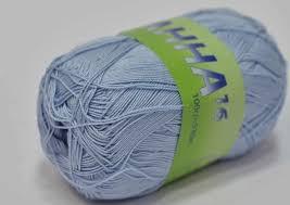 <b>Пряжа Seam Anna 16</b> Цвет.332 Голубой, купить в интернет ...