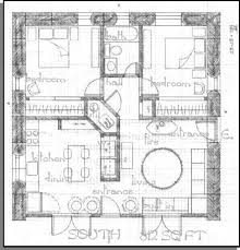 images about Homes  Straw Bale Plans on Pinterest   Straw     bedroom straw bale plans   Square House Plans on Straw Bale House Plan Sq
