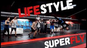 Unser Lifestyle | <b>SUPERFLY</b> RUHR | Trampolinhalle - YouTube